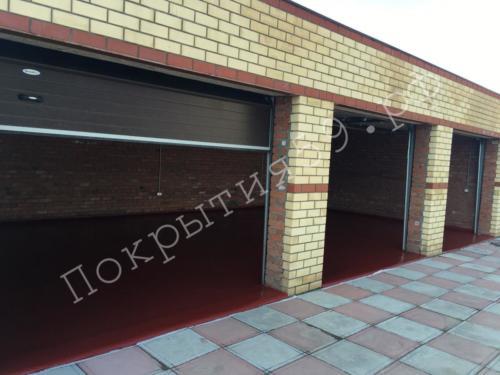 Покрытия для гаражей